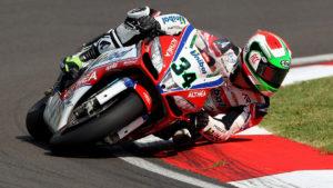 Davide Giugliano 2013 - Althea Racing Aprilia