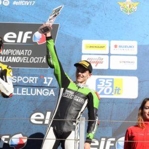 Marco Malone - Team Green Speed Kawasaki