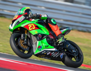 Nicola Jr. Morrentino - Team Renzi Corse Kawasaki