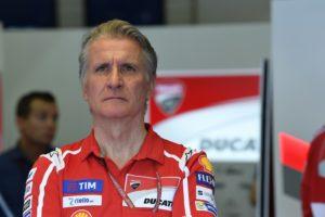 Paolo Ciabatti, Direttore Sportivo Ducati