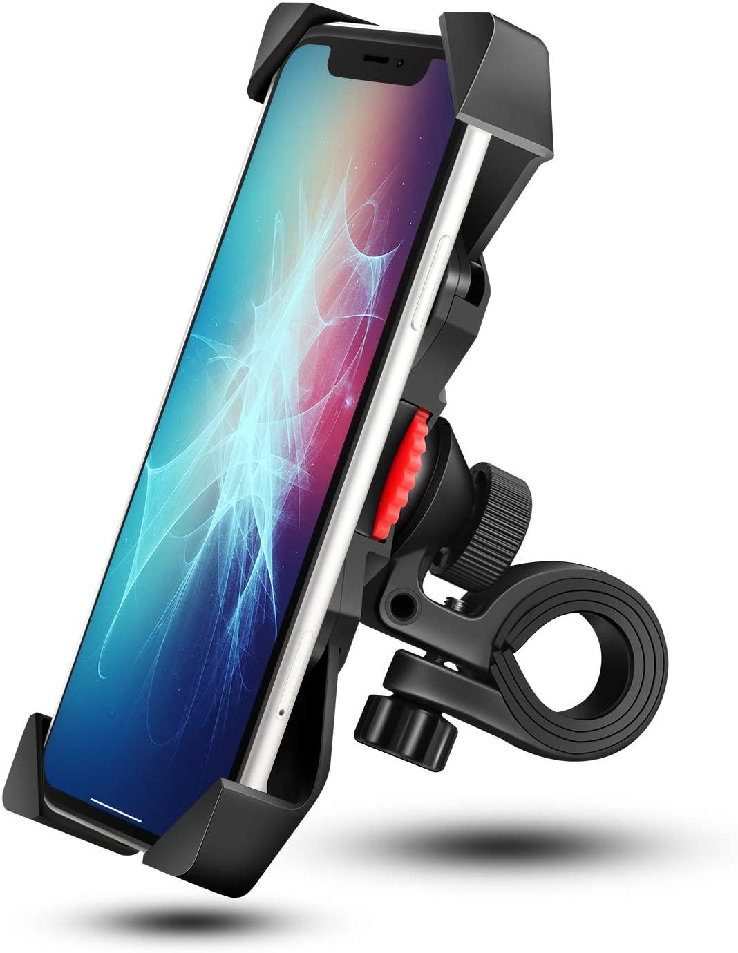 Supporto per Smartphone Universale Motociclo Manubrio Cellulare