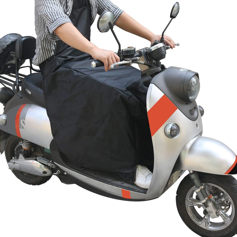 Coprigambe termici Coprigambe per motocicletta, ALISTAR Coprigambe per motocicletta Coperta universale per scooter