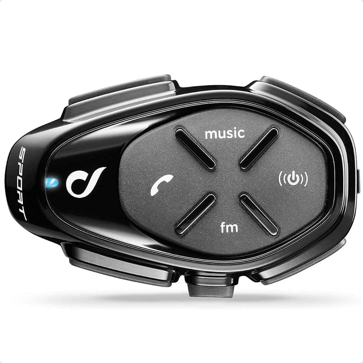INTERPHONE INTERPHOSPORT Interfono da Moto con Bluetooth