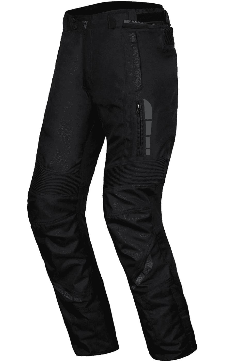 Pantaloni da Moto Membrana Impermeabile a 3 Strati Fodera Isolante Protezioni