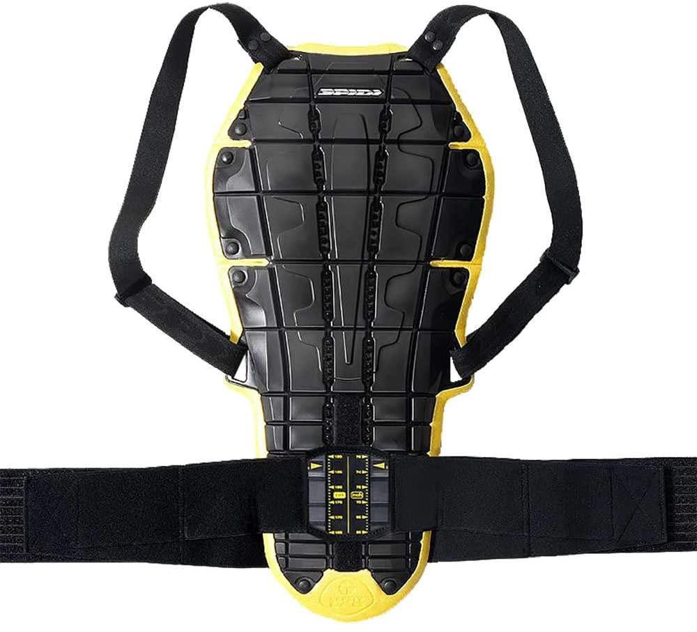 Spidi Z140-016 Protezione per Moto Back Warrior Evo