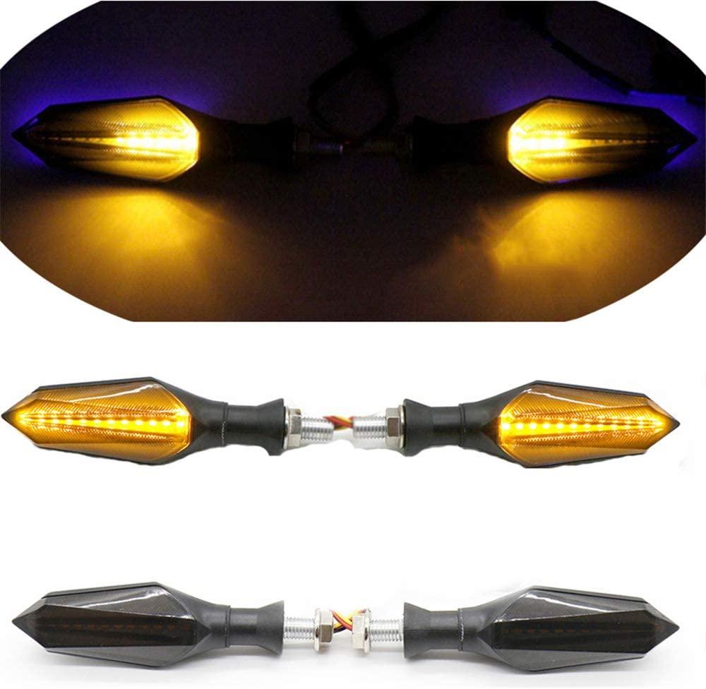 indicatori lampeggianti per moto